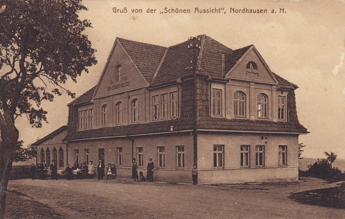 Schöne Aussicht Nordhausen