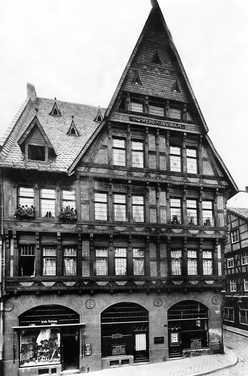 Datei Rosenthal Haus Nordhausen – NordhausenWiki